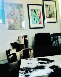 Adelaide Artist Sarah Jane and Homewares Shop Bimbo in Norwood team up