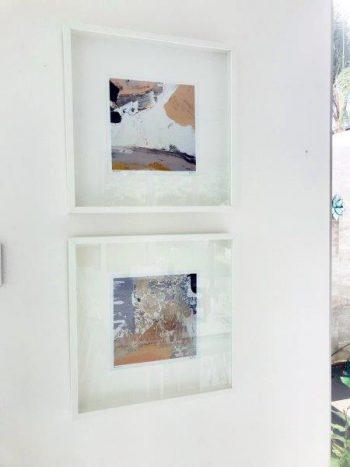 Beach Prints - Beautiful X and Beautiful VI By Modern Artist Sarah Jane