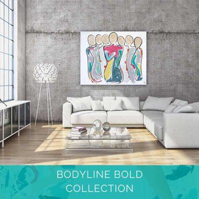 Bodyline Bold Art Collection