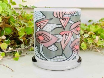 Candleholder - Sarah Jane Artwork - Australiana IIa