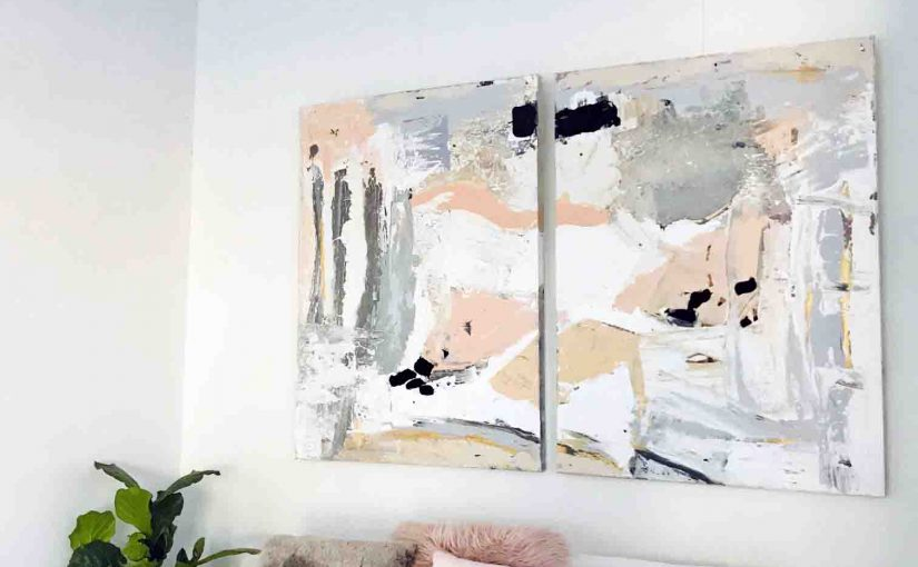 How to Install A Gallery Track To Hang Your Artwork