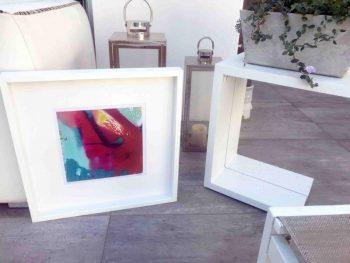 Happy bright print by Sarah Jane - Colour me Happy V