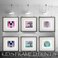 Kids Framed Prints