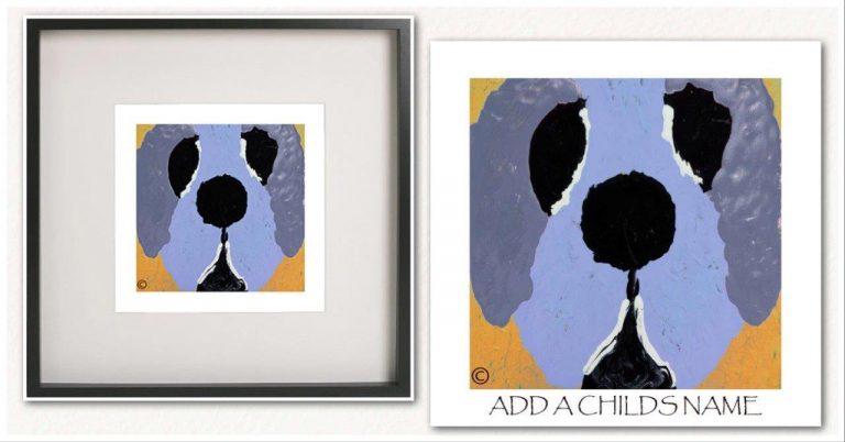 Kids Print By Sarah Jane - Woofa Ig