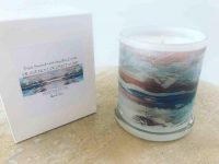 Luxury Art Candle resembling the beach from Adelaide business Modern Detail By Sarah Jane - Tenderness VII