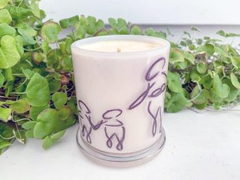 Luxury Candles Australia By Sarah Jane Artist people art Linear VI