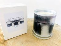 Luxury Candles By Sarah Jane Artist - Anonymous IVh artwork with Natural Soy Wax