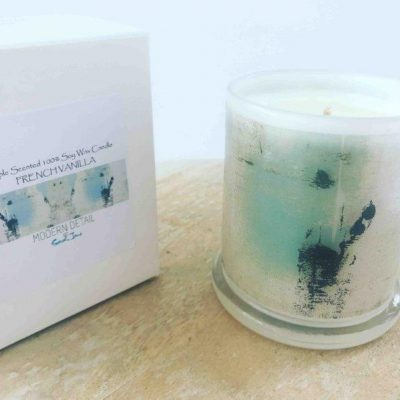 Luxury Soy Candle from Adelaide business Modern Detail By Sarah Jane - Boardwalk IIa