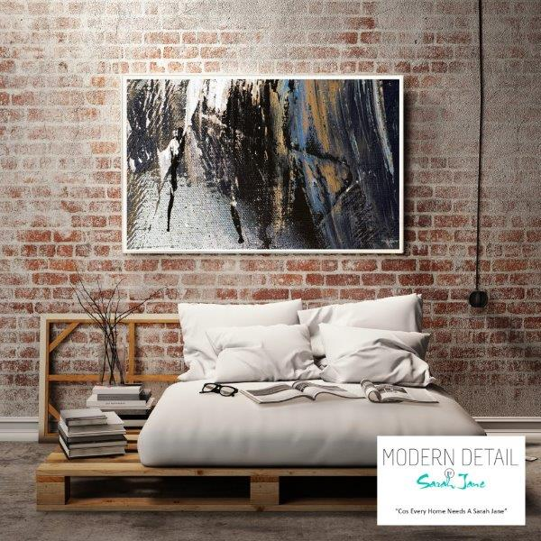 Modern Print for the bedroom By Sarah Jane - Anonymous XIVe