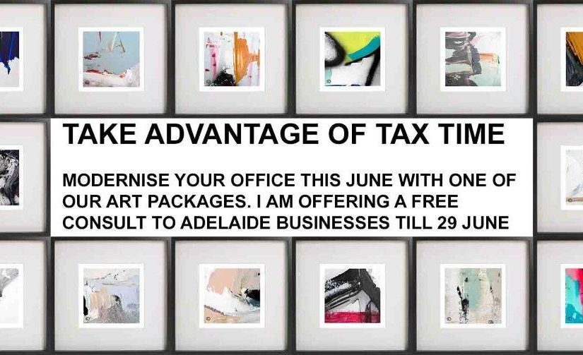 Modernise Your Adelaide Office Space With An Art Package By Sarah Jane Adelaide Artist