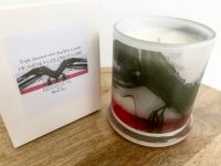 Natural-Soy-Candle-from-Adelaide-Business-Modern-Detail-By-Sarah-Jane-with-artwork-called-Regal-X