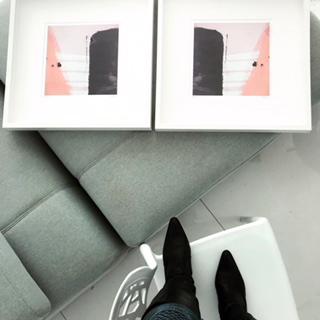 Pair of Display Prints - Hope IVa