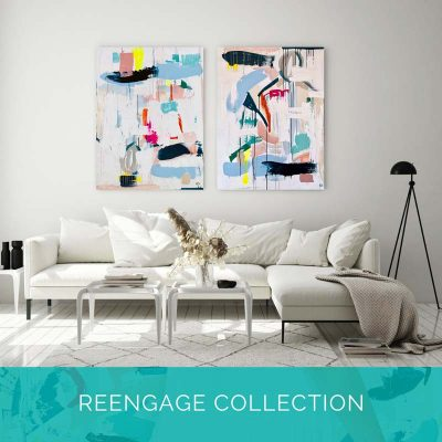 Reengage Art Collection