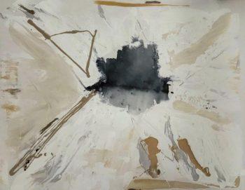 Sarah Jane Australian Artist Original Modern Painting Named Stellar