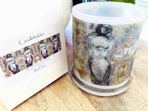 Sarah Jane Candleholder - Anonymous XXId