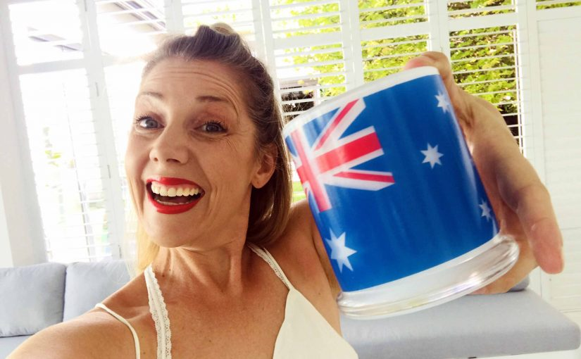 "Sarah Jane creates the ""Australia"" Candle and discovers an interesting fact about Waltzing Matilda"
