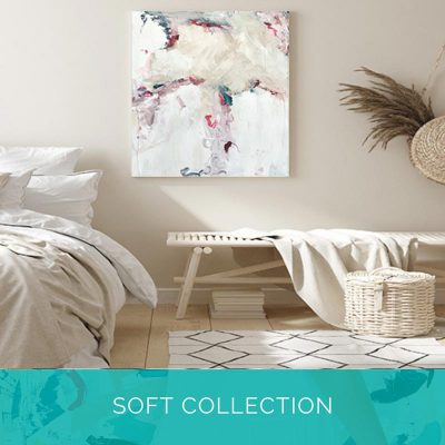 Soft Coloured Art Collection