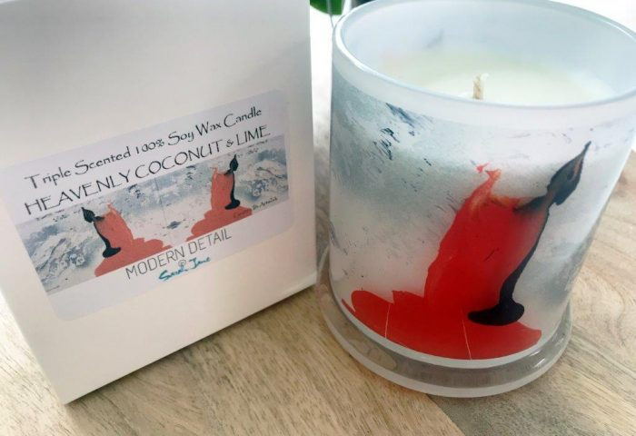 Soy Candle from Modern Detail By Sarah Jane - Goatey IIb
