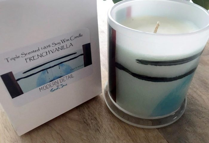 Soy Candle from Modern Detail By Sarah Jane - Hope V