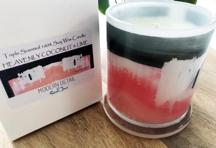 Soy Candle from Modern Detail By Sarah Jane - Hope VIa
