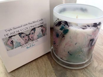 Soy Candle from Modern Detail By Sarah Jane - One of Us VIc
