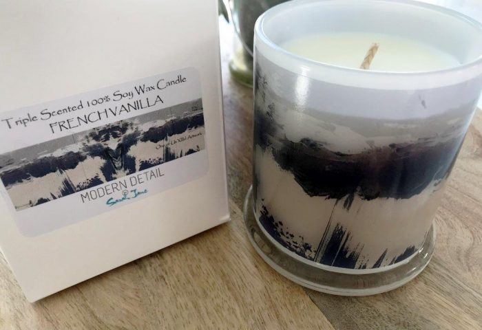 Soy Candle from Modern Detail By Sarah Jane - One of Us XIIId