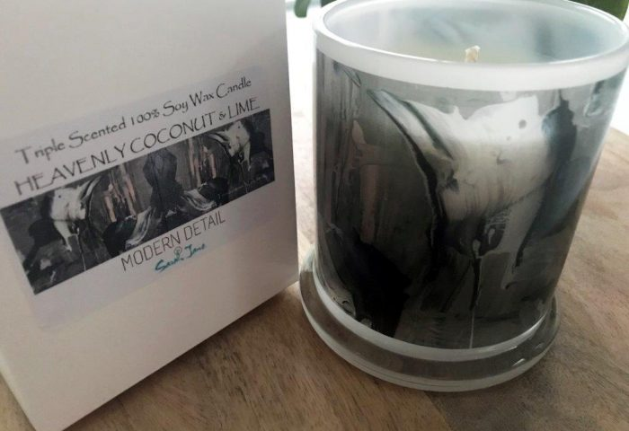Soy Candle from Modern Detail By Sarah Jane - Tenderness XI