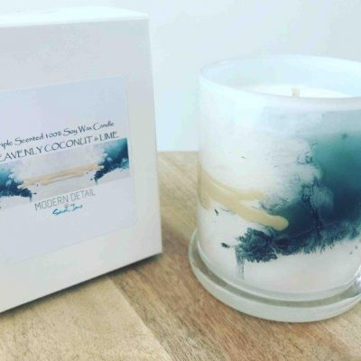 Trendy Art Candle By Sarah Jane - Stellar VII