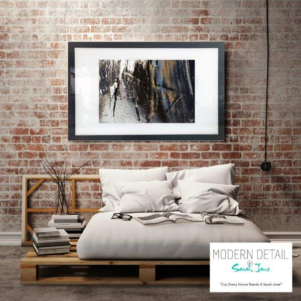 Trendy Art Print for the luxurious home bedroom By Artist Sarah Jane - Anonymous XIVe