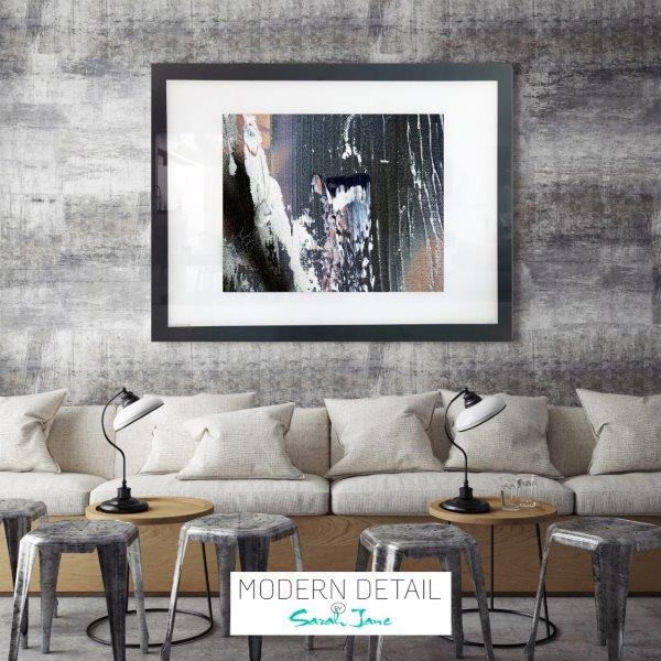 Trendy Art for a cafe from Modern Detail By Sarah Jane - Anonymous XIIa