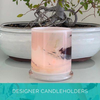 Designer Candleholders