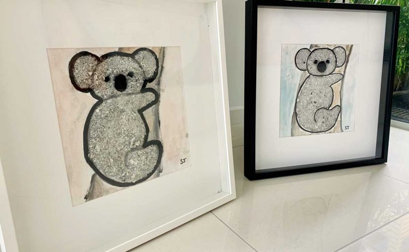 Helping Adelaide Koala Rescue with Artwork