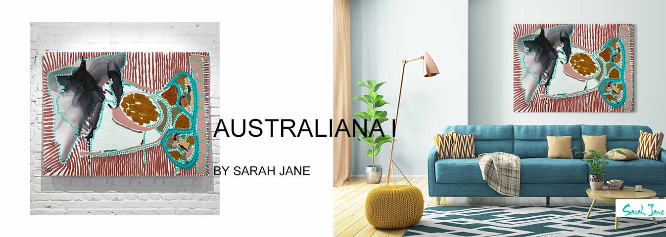 modern abstract art australia by sarah jane artist - modern paintings portfolio australiana i