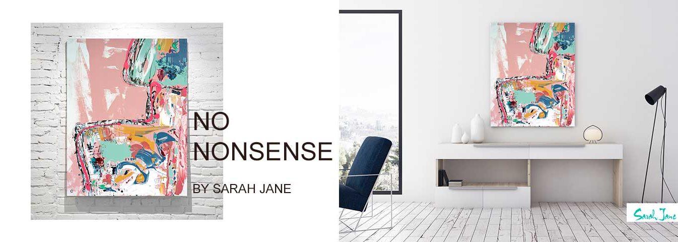 modern abstract art australia - sarah jane artist modern paintings portfolio no nonsense
