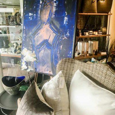 sarah jane paintings contemporary - faceless